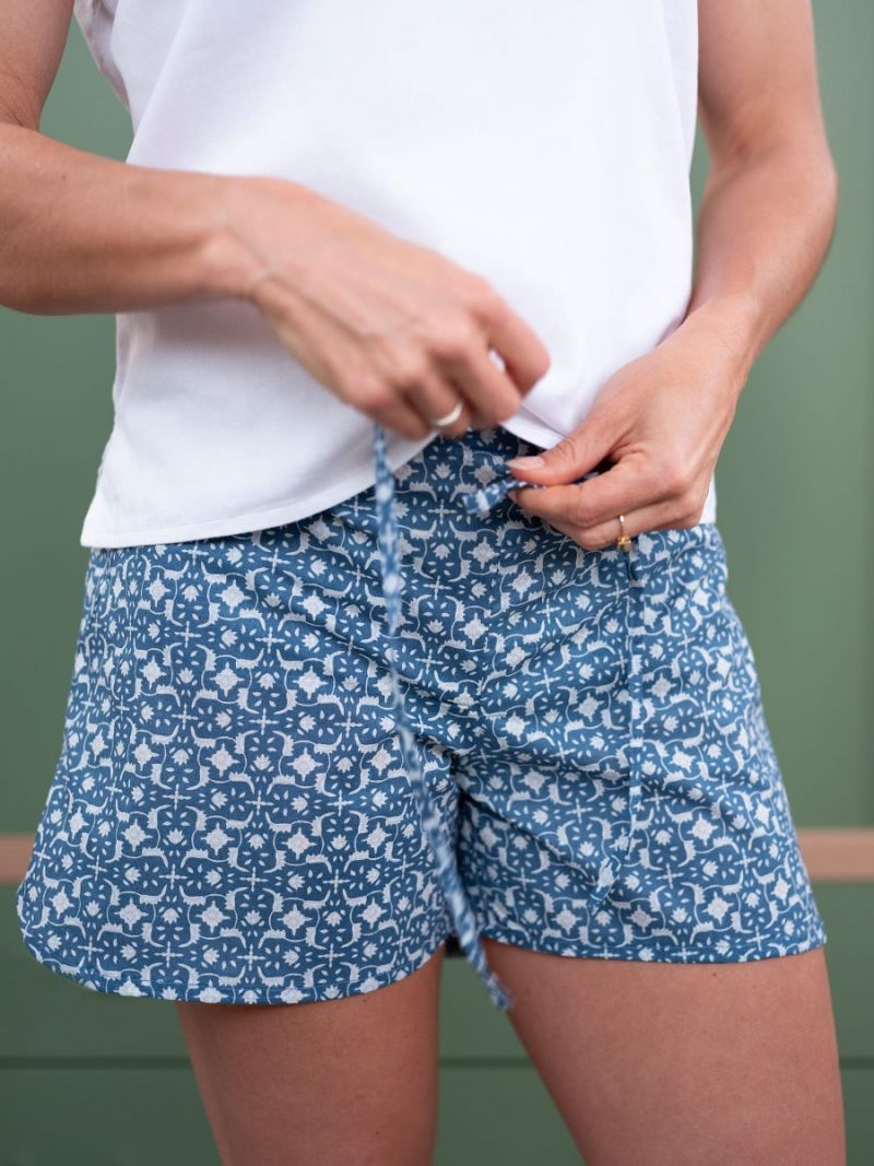 Women's boxershort made of 100% organic cotton – Seasonal Collection