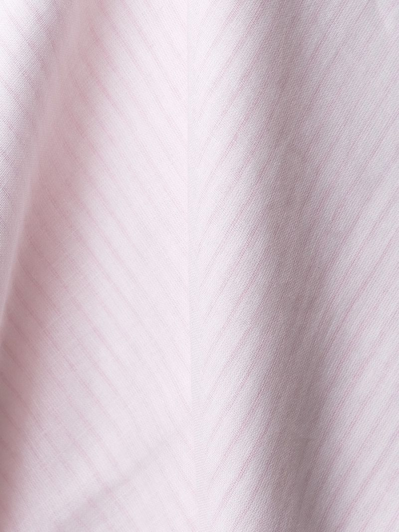Baby Blanket / Sheets - Thin Pink Stripes