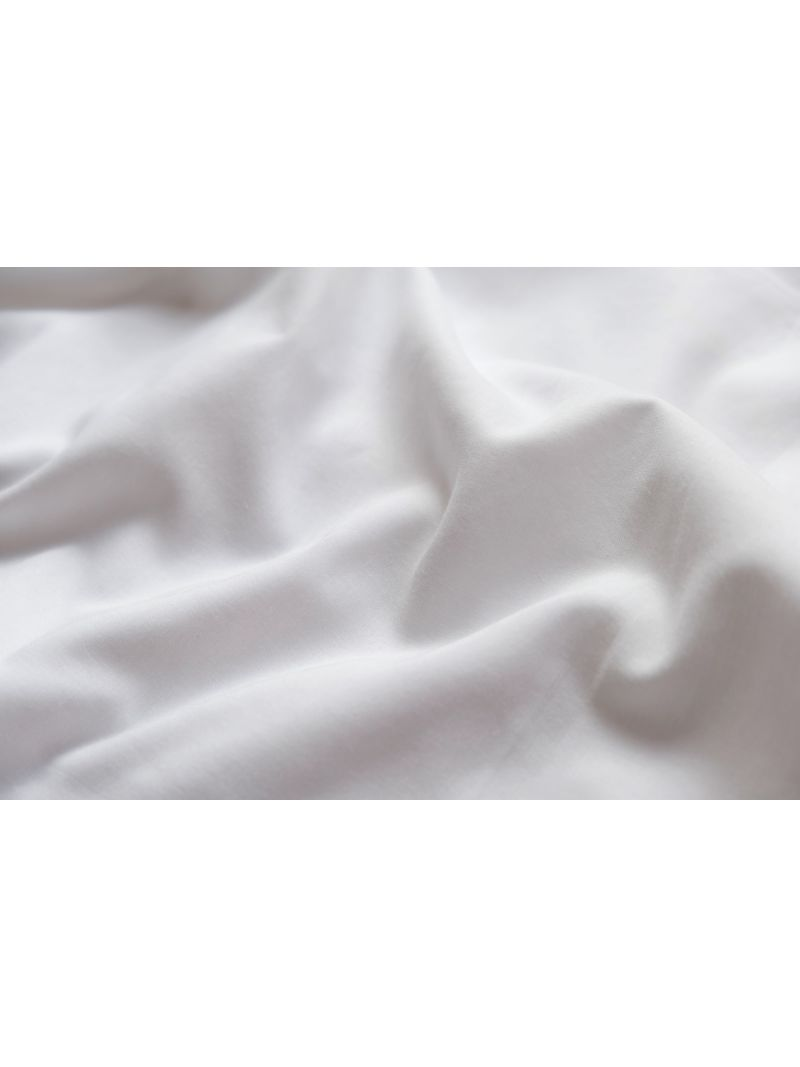 Nightgown White - Organic Cotton