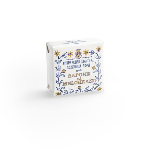 Sapone al Melograno - Soap (S)