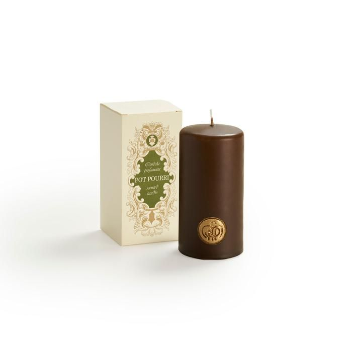 Pot Pourri - Scented Candle