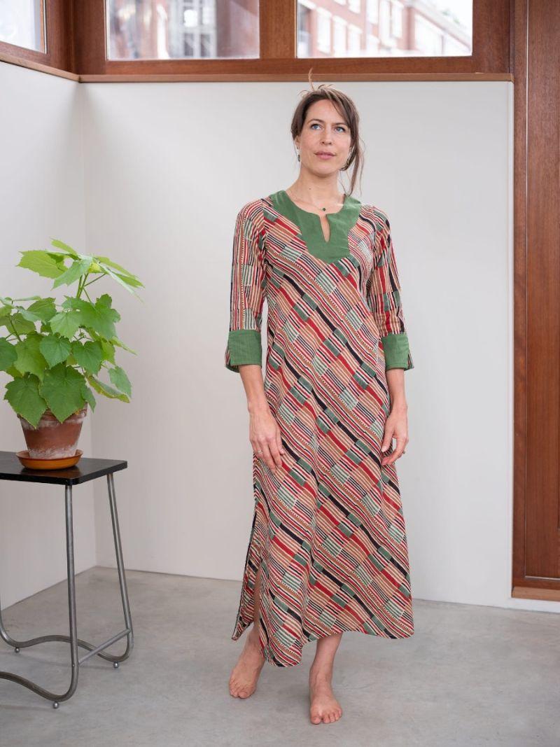 Bias jurk voor dames – Zomer Collectie