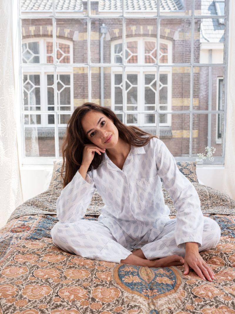 Pyjama - Blauwe Veer