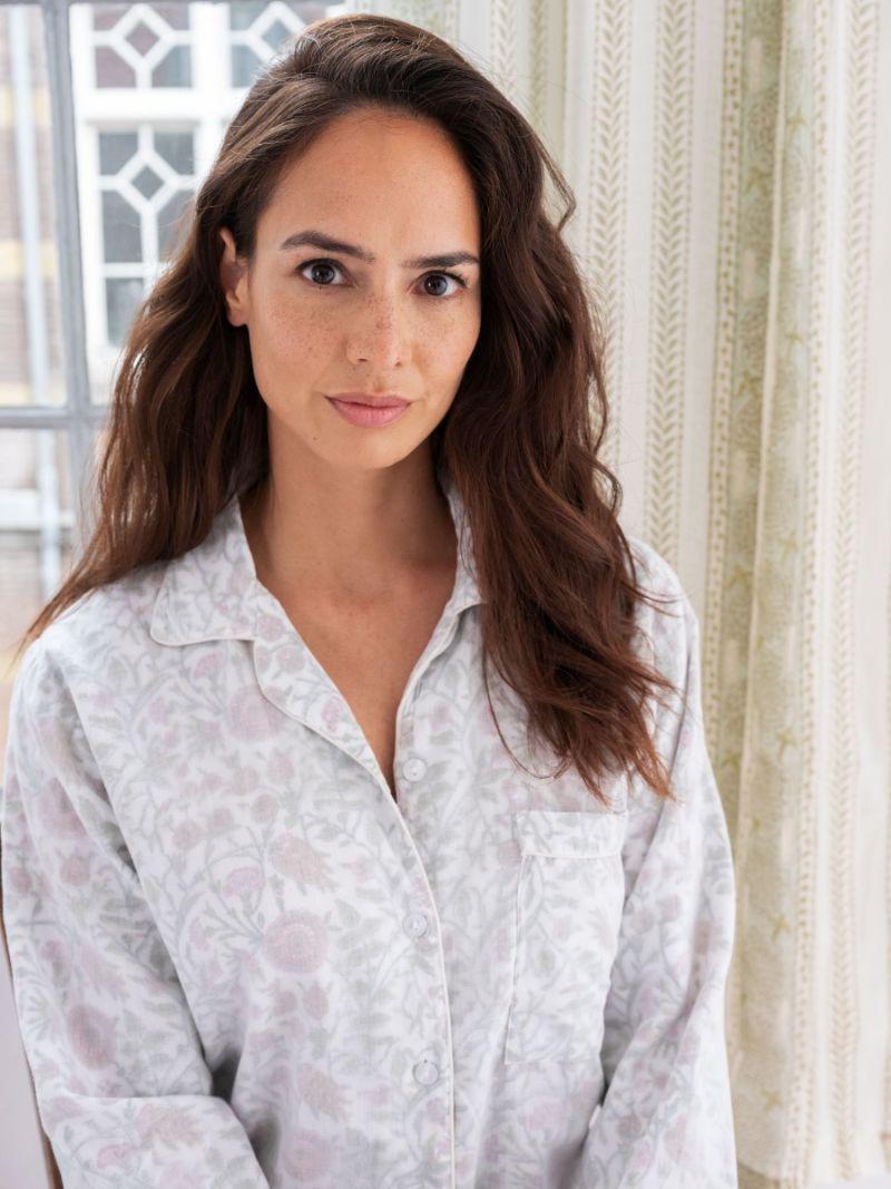 Women's Pyjama - Cotton Cashmere