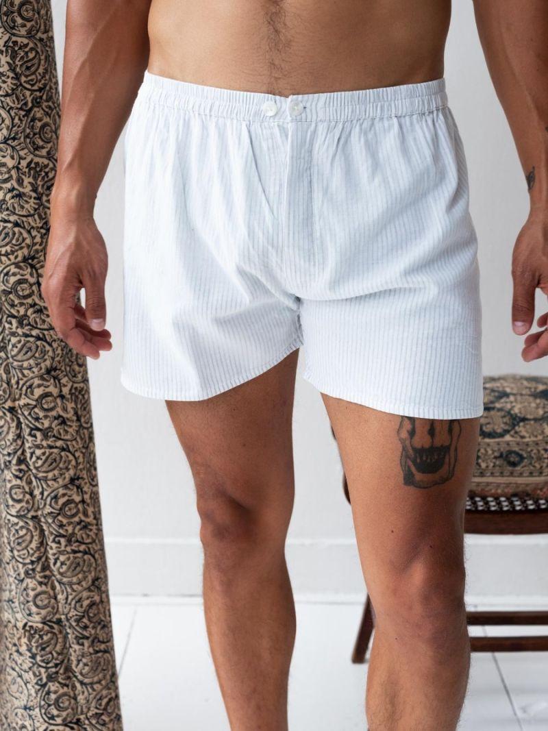 Men's Boxershorts - Cotton Cashmere